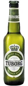 Tuborg Pilsner Beer