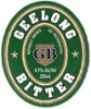 """Geelong Bitter (""""GB"""")"""